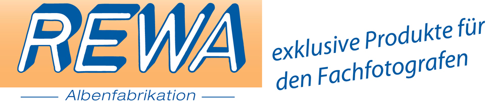 REWA-Albenfabrikation-Logo